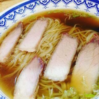チャーシュー麺(芙蓉園 )