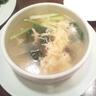 玉子スープ(好華 (コウカ))