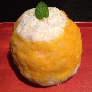 和歌山みかんレアチーズ(バンパク )