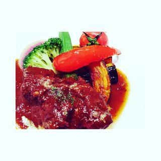 予約コース 牛ほほ肉のワイン煮(トラットリア イルソーレ )