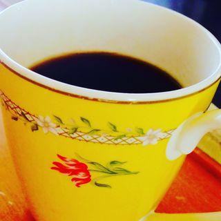 コーヒー(自宅)