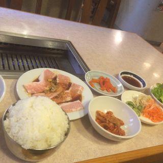 豚トロランチ(和牛焼肉 だるま )