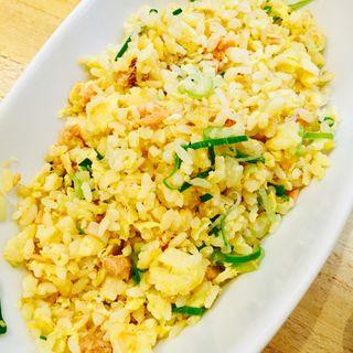 鮭炒飯(旨し酒 風丹 )