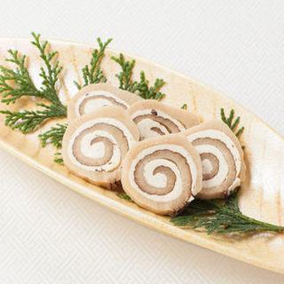 燻りがっこのクリームチーズ巻 ~有馬山椒の香り~(香家 上野店 (~KOUYA~))