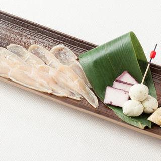 生ハムと創作チーズ盛り(香家 上野店 (~KOUYA~))