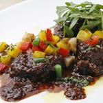 牛モモ肉の煮込み(赤坂スペインクラブ アラ )