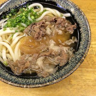讃岐和牛肉 ぶっかけ(小)(玉藻うどん (たまもうどん))