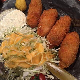 牡蠣フライ(新鮮市場 馬喰町店 )