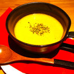 キャロットスープ