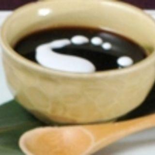 コーヒーゼリー(旬菜 青山)