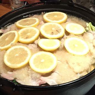 レモン鍋(タベルナココから (taberunaCOCOから))