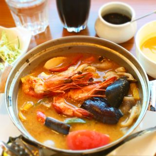 トムヤムクン(甘辛cafe 鄙HiNa (ヒナ))