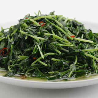 炒豆苗(海味館)