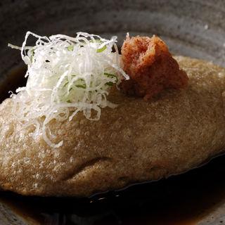 揚げ豆腐(流石 (さすが))