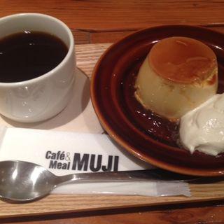焼きプリン(cafe&meal MUJI 南青山)