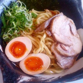 夢人 つけ麺 小 (150g)(麺屋 夢人)