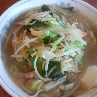 タンメン(大鵬本店)