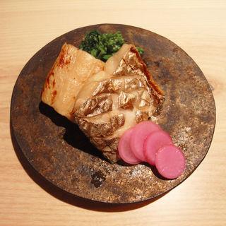 鰆の塩焼き(鮨まるばつ (鮨〇×))