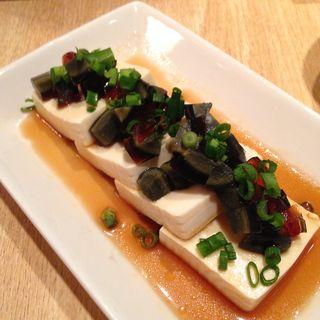 ピータン豆腐(ガウでぃ (ガウディ))