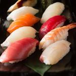 おすすめ十貫(ザ サクラ ダイニング トウキョウ (THE SAKURA DINING TOKYO))