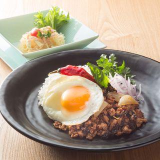 ガパオライス(ザ サクラ ダイニング トウキョウ (THE SAKURA DINING TOKYO))