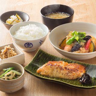 鰆の味噌焼き(ザ サクラ ダイニング トウキョウ (THE SAKURA DINING TOKYO))