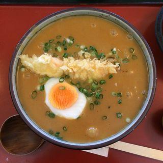 カレーうどん(千駄ヶ谷 寿美亭 (すみてい))