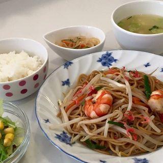香港炒麺(ジャスミン )