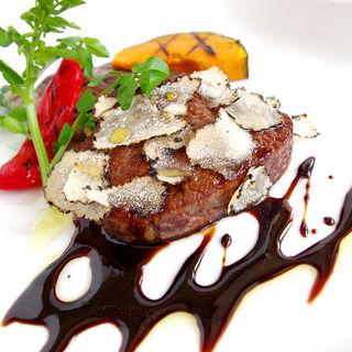 牛フィレ肉のグリル(サバティーニ・ディ・フィレンツェ 東京店 (SABATINI di Firenze))