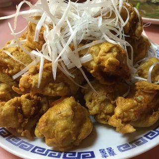 鶏の唐揚げ(上海楼 浅間町支店 (シャンハイロウ))