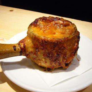 オニオングラタンスープ(シェ・アズマ)