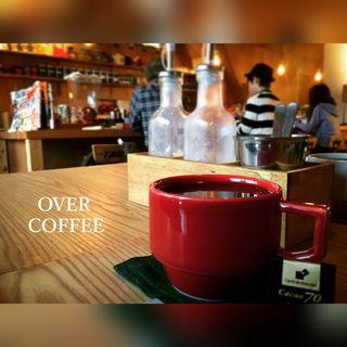 本日のコーヒー(オーバーコーヒー (OVERCOFFEE))