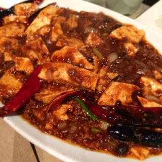 麻婆豆腐(虜や)