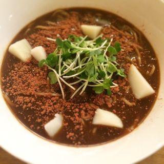 カレーラーメン(麺屋シマフクロウ )