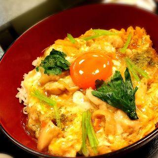 親子丼(京のつくね家 (きょうのつくねや))