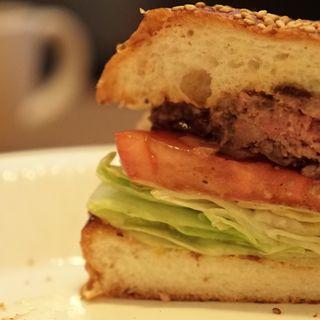 ハンバーガー(バーガーマニア 恵比寿店 (Burger Mania))