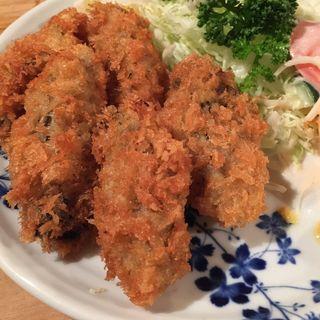 牡蠣フライ(三州屋)