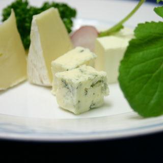 チーズの盛り合わせ(レストラン ストックホルム (restaurant Stockholm))