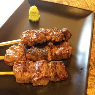 熟成牛串焼き ロース(串バル LIBRA (リブラ))