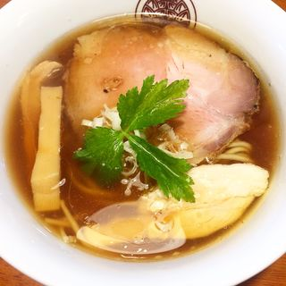 醤油ラーメン(らぁ麺 とうひち )