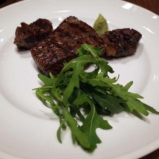 本日の肉料理(旬香亭 (シュンコウテイ))