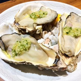 牡蠣(カキマル 七条店 (KAKIMARU))