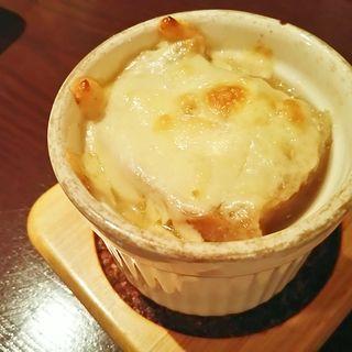 オニオンスープ(エノテカ ポポラーレ (ENOTECA POPOLARE))