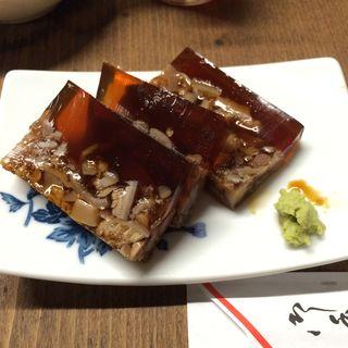 煮こごり(大甚 本店 (だいじん))