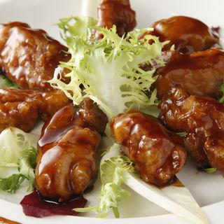 豚肉のあんかけ(上海小南国 銀座店)
