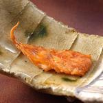 鮮魚の干物