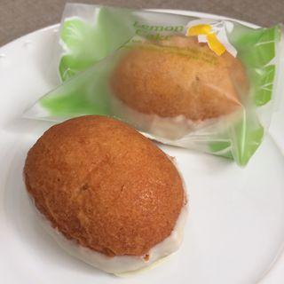 レモンケーキ(ニシキヤ洋菓子店)
