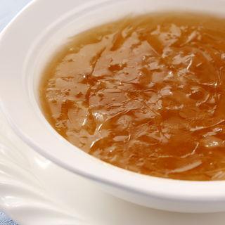 フカヒレスープ(中国薬膳料理 星福)