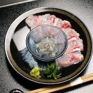 真鯛の刺身(千里 )