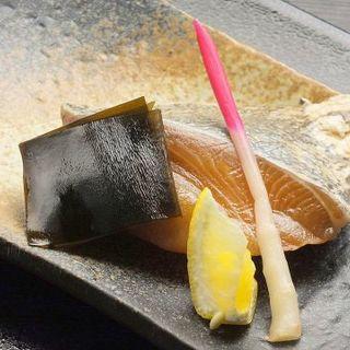 鮭の塩焼き(千里 )
